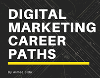 Digital Marketing Career Paths
