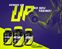 Up Force - Branding