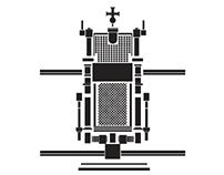 Convento de Cristo | Pictograms