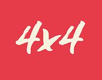 4x4 - Puratracción (Nuevo Album)