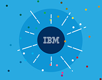 "IBM ""A New Way to Start-Up"" Introduction Mograph SXSW"
