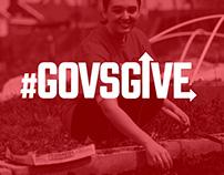 GovsGive campaign materials