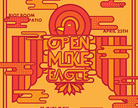 Open Mike Eagle Poster