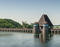Möhne Dam, Germany