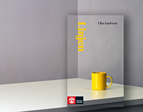 Book cover: LINJEN