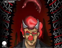 Dick vs Satan Poster
