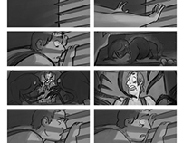 The Blinded (Storyboards)