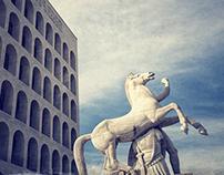 Palazzo delle Civiltà - EUR - ROMA