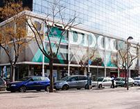 Reforma Centro Comercial Paddock