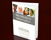 "BAYADA Nurses - Medical Booklet 3""X5"""