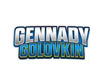 GENNADY GOLOVKIN simple poster