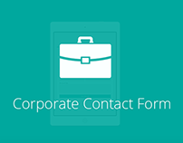 Corporate Contact Form