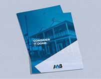AWB Building // Branding