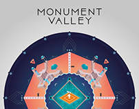 Mandala - Monument Valley Game