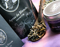 Ayres de Blends - Branding and Packaging
