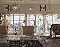 House Linvix- Interior Deco