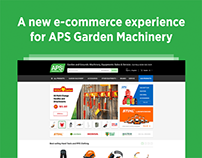 Research & analysis phase of APS E-commerce Website