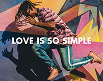 Love is so simple/AD