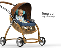 Tong qu -baby carrier design