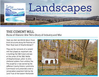 Land Trust of the Eastern Panhandle Newsletter