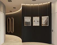 ART apartment by SVOYA studio
