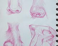 practice sketching