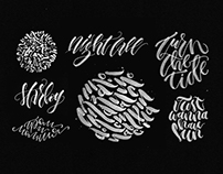 Calligraphy and Lettering Works | Volume II
