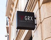 Reedición de logotipo GRX
