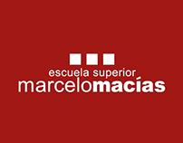 Escuela Superior Marcelo Macías - Banner