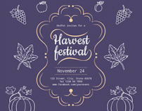 Harvest Festival | Modern and Creative Templates Suite