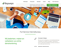 Buyways - responsive website