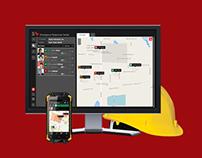 Sens-Net // Emergency Response Centre