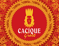 Diseño - Guaro Cacique