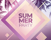 Summer Psd Flyer