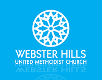 Webster Hills UMC Rebrand