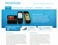 VELOCITUDE - WEBSITE