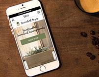 Succulent Boxes Mobile Site