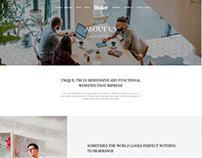 About Page - Nectar WordPress Theme