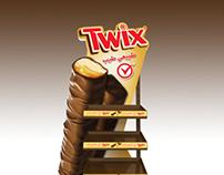 TWIX Stand