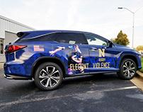 Lexus/USNA Rugby wrap
