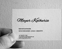 my bs card design