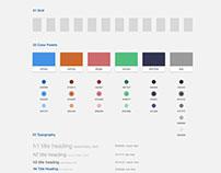 2017 - Design guideline