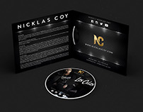 NICKLAS COY // Identidad Visual