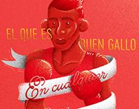 Misael Rodríguez, Mexican Boxer