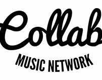 Collab Music Network Logo