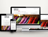 Golf&Golf e-commerce website