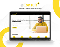 eConsult - A business consulting platform