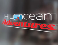 Hilo Ocean Adventures Brand Design