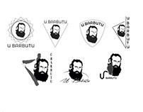 Création de logo U BARBUTU