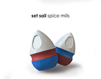 Set Sail Spice Mills